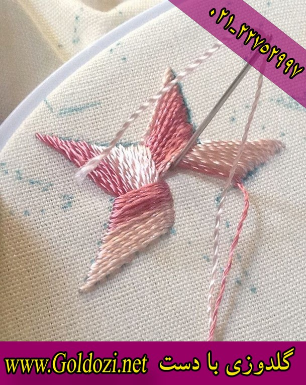 embroidery by hand